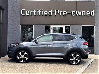 Used 2017 Hyundai Tucson ULTIMATE w/ TURBO / PANO ROOF / NAVIGATION for sale in Calgary, AB
