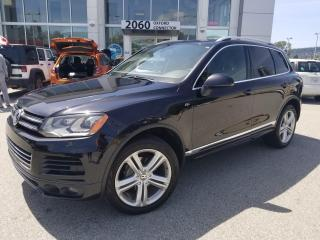 Used 2014 Volkswagen Touareg Execline - RLine for sale in Port Coquitlam, BC