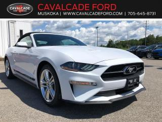 New 2020 Ford Mustang EcoBoost Premium for sale in Bracebridge, ON