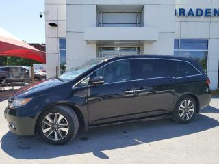 Used 2017 Honda Odyssey Touring for sale in Kingston, ON