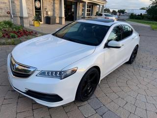Used 2016 Acura TLX Tech SH-AWD for sale in St-Eustache, QC