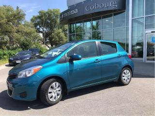 Used 2013 Toyota Yaris CE automatic air cond for sale in Cobourg, ON