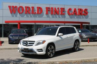 Used 2013 Mercedes-Benz GLK-Class | Accident Free | 4matic AWD for sale in Etobicoke, ON