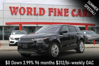 Used 2020 Land Rover Evoque SE | *NEW* | Delivery Mileage | AWD for sale in Etobicoke, ON
