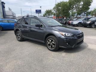 Used 2018 Subaru XV Crosstrek Tourisme CVT for sale in Trois-Rivières, QC