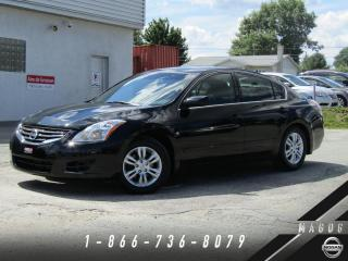 Used 2012 Nissan Altima 2.5 S + TOIT + BLUETOOTH + BAS KILO + CL for sale in Magog, QC