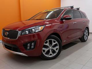 Used 2017 Kia Sorento SX V6 AWD *7 PLACES* TOIT PANO * NAV *HITCH* PROMO for sale in Mirabel, QC
