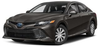 New 2020 Toyota Camry HYBRID LE for sale in Stouffville, ON