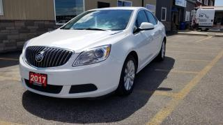 Used 2017 Buick Verano FACTORY WARRANTY-BLUETOOTH-ALLOY WHEELS- for sale in Tilbury, ON