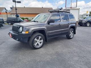 Used 2016 Jeep Patriot High Altitude for sale in Cornwall, ON