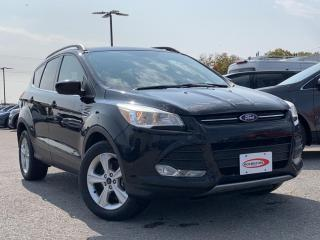Used 2016 Ford Escape SE LEATHER, SUNROOF for sale in Midland, ON