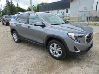 Used 2018 GMC Terrain SLE Remote Start, Rear Vision Camera, Heated Seats for sale in Killarney, MB