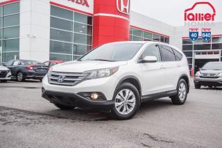 Used 2014 Honda CR-V GARANTIE LALLIER MOTO-PROPULSEUR 10ANS/200,000 KIL PRET DE 50 CRV USAGES POUR TOUS LES BUDGETS for sale in Terrebonne, QC