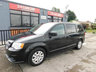 Used 2014 Dodge Grand Caravan SXT | DVD | Rear A/C | Backup Camera for sale in St. Thomas, ON