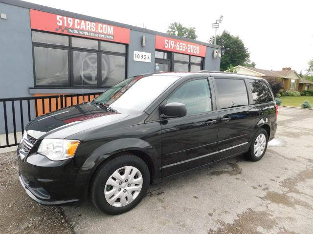 2014 Dodge Grand Caravan SXT | DVD | Rear A/C | Backup Camera