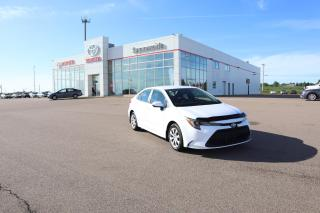 New 2020 Toyota Corolla LE for sale in Summerside, PE