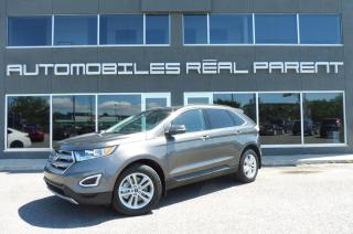 Used 2016 Ford Edge AWD SEL for sale in Québec, QC