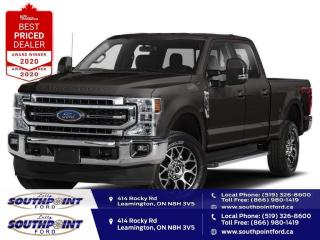 New 2020 Ford F-250 LARIAT for sale in Leamington, ON