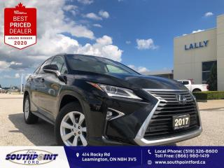 Used 2017 Lexus RX 350 AWD|Leather|HTD&Cooled seats|Sunroof|Reverse cam|B for sale in Leamington, ON