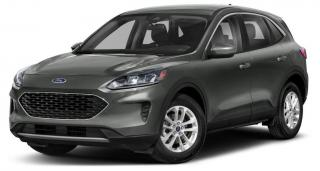 New 2020 Ford Escape SE for sale in Chatham, ON