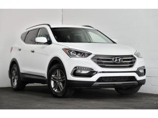 Used 2018 Hyundai Santa Fe Sport SIÈGES CHAUFFANTS BLUETOOTH CRUISE for sale in Brossard, QC