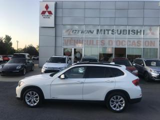 Used 2014 BMW X1 AWD/MAGS/BLUETOOTH/PUSH START/VOLANT CHAUFFANT for sale in St-Hubert, QC