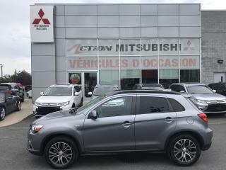 Used 2018 Mitsubishi RVR SE LTD AWC/MAGS/CAMERA/APPLE CARPLAY/ANDROID AUTO for sale in St-Hubert, QC