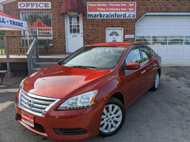 2013 Nissan Sentra S model 4 cylinder automatic