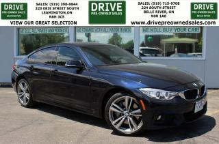 Used 2017 BMW 4 Series 430 Gran Coupe i xDrive AWD Heated Leather Sun Roof Bluetooth Backup Cam for sale in Leamington, ON