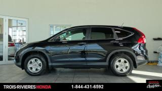 Used 2016 Honda CR-V LX + DEMARREUR + VITRES TEINTEES! for sale in Trois-Rivières, QC