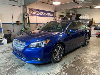Used 2016 Subaru Legacy 4dr Sdn CVT 3.6R w/Limited & Tech Pkg for sale in Kingston, ON