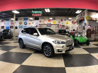 Used 2016 BMW X5 XDRIVE 35i AWD PREMIUM NAVI TECHNOLOGY PKG 88K for sale in North York, ON