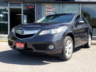 Used 2014 Acura RDX AWD 4dr Tech Pkg for sale in Bowmanville, ON