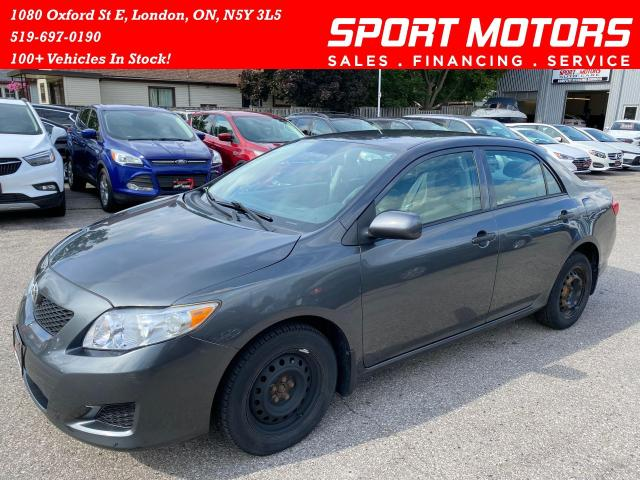 2010 Toyota Corolla CE+Automatic+Power Mirrors+AUX Input