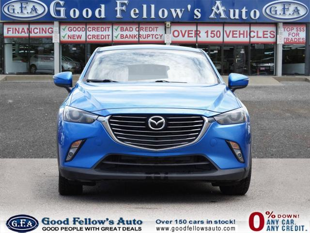 2017 Mazda CX-3 GT 4CYL 2L SKYACTIV, AWD, REARVIEW CAMERA, SUNROOF