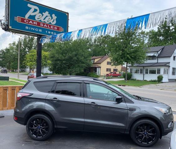 2017 Ford Escape SE Sport 4X4