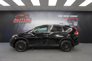 Used 2014 Honda CR-V AWD LX + MAGS SIÈGES BLUETOOTH CAMERA 127 732 KM for sale in Lévis, QC