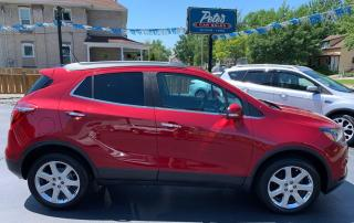 Used 2017 Buick Encore Premium for sale in Dunnville, ON