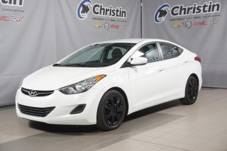 Used 2013 Hyundai Elantra GL BLUETOOTH A/C SIEGE CHAUFFANT for sale in Montréal, QC