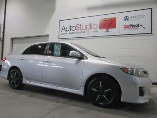 Used 2011 Toyota Corolla AUTOMATIQUE**A/C**CRUISE for sale in Mirabel, QC