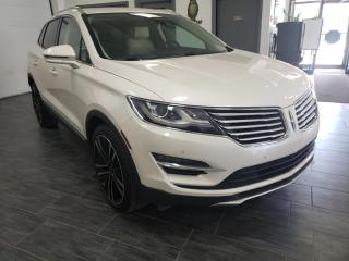 Used 2017 Lincoln MKC AWD RESERVE for sale in Châteauguay, QC