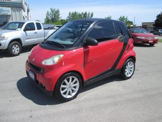 Used 2009 Smart fortwo PASSION for sale in Hamilton, ON