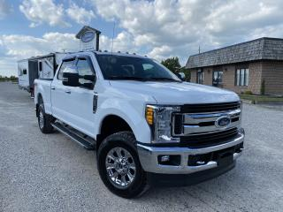 Used 2017 Ford F-250 Super Duty SRW XLT,6.2 Gas,6 Pass Reverse Camera for sale in Ridgetown, ON
