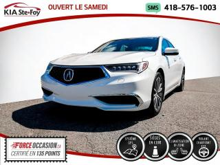 Used 2019 Acura TLX * TECH PACKAGE* SH-AWD* CUIR* TOIT* V6 * for sale in Québec, QC