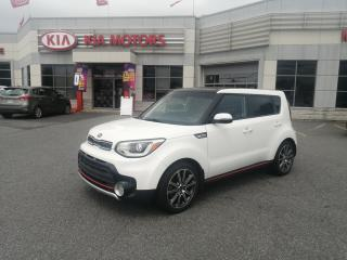 Used 2017 Kia Soul SX Turbo Tech ***GPS ***TOIT PANO ***VOLANT CHAUF for sale in Mcmasterville, QC