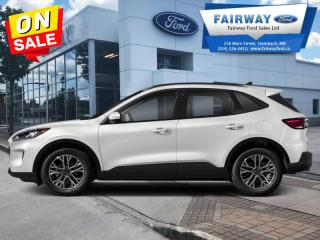 Used 2020 Ford Escape SEL 4WD  - ActiveX Seats -  Power Liftgate for sale in Steinbach, MB