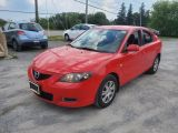 Photo of Red 2008 Mazda MAZDA3