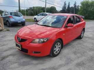 Used 2008 Mazda MAZDA3 GS *Ltd Avail* for sale in Stouffville, ON