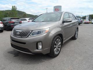 Used 2015 Kia Sorento Traction intégrale 4 portes, V6 boîte au for sale in Val-David, QC