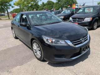 Used 2015 Honda Accord LX for sale in Toronto, ON